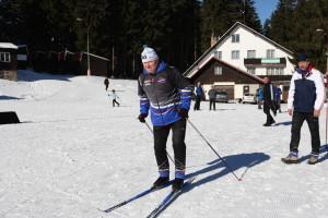 PME v běhu na lyžích