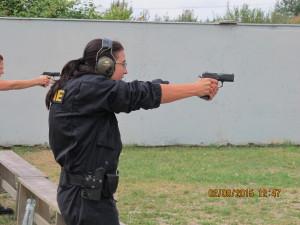 Shoot Off je divácky atraktivní souboj jednotlivců nebo družstev